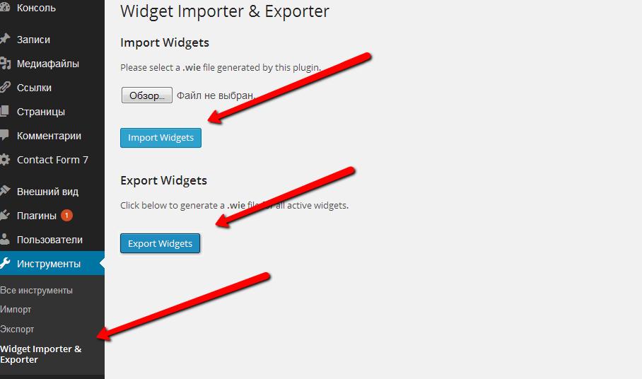 widget-settings-importerexporter