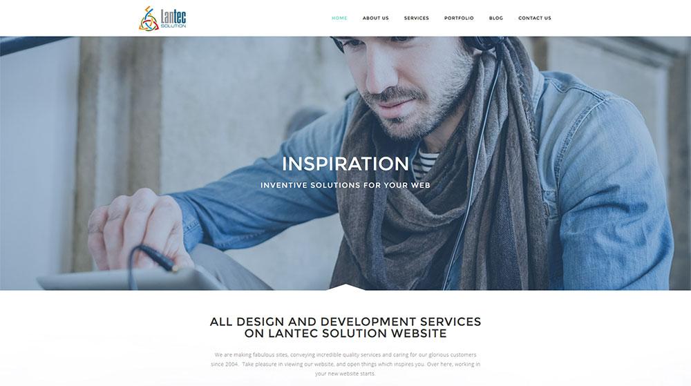 Web-студия Lantec Solution
