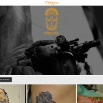 Создание сайта тату-студии Phoenix